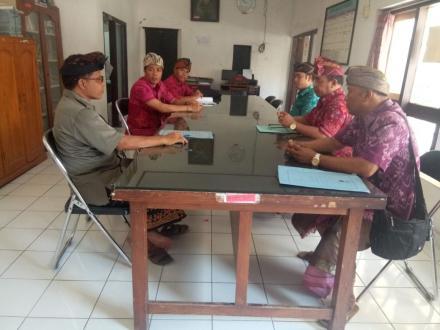 Dinas Kominfo Sandi Monitoring Sistem Informasi Desa Pangkungparuk